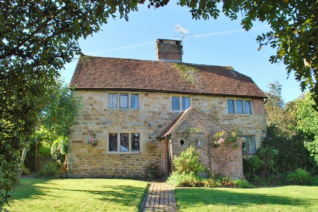 Thumbnail Detached house for sale in Hurst Road, Horsham