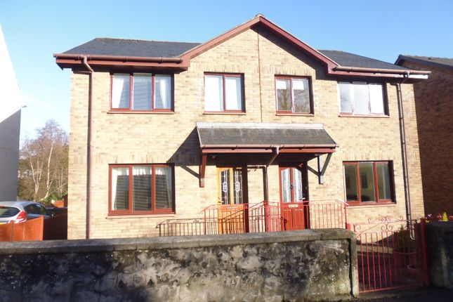 Thumbnail Semi-detached house for sale in 60A, Ardbeg Road, Rothesay, Isle Of Bute