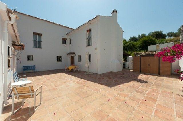 Villa of Spain, Málaga, Casarabonela