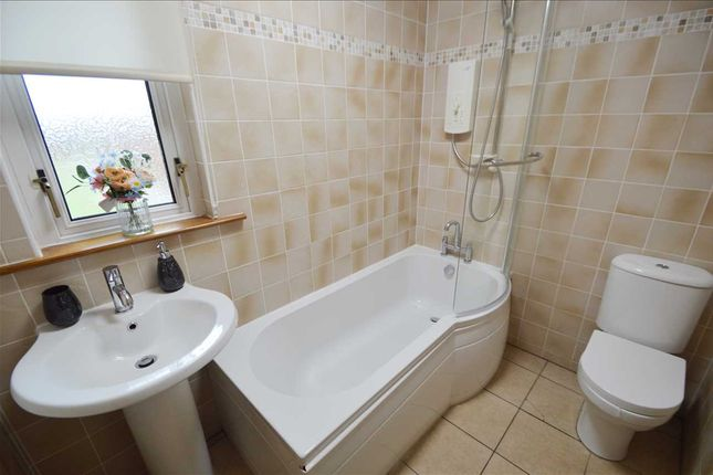 Bathroom of Pegasus Avenue, Carluke ML8