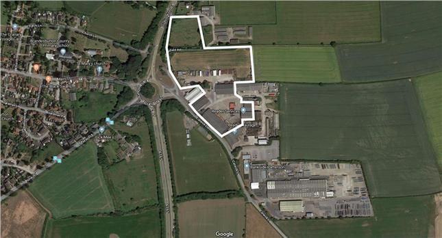 Thumbnail Industrial for sale in Catwick Lane Industrial Estate, Brandesburton, Driffield, East Yorkshire