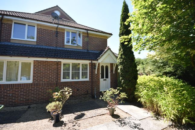 Thumbnail End terrace house for sale in Middle Furlong, Didcot