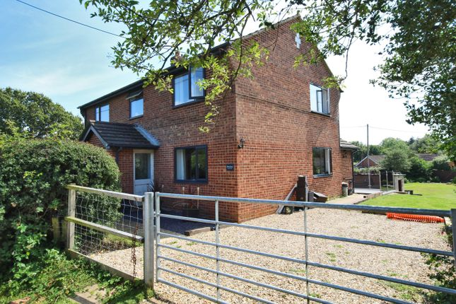 Thumbnail Detached house to rent in Forest Road, Bransgore, Hampshire