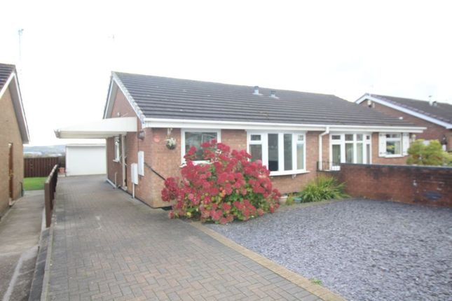 Thumbnail Bungalow for sale in Fenpark Road, Fenton, Stoke-On-Trent