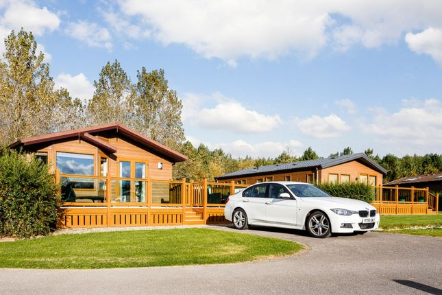 Thumbnail Lodge for sale in Far Grange, Driffield, East Riding Of Yorkshire
