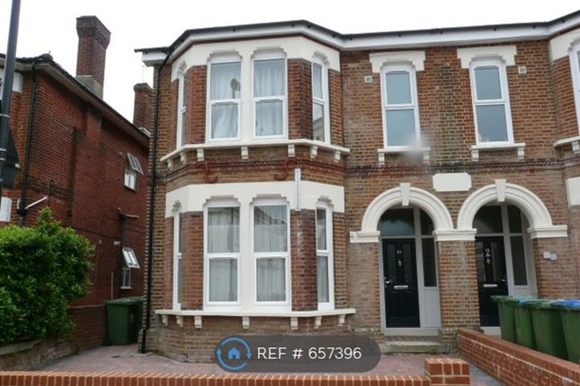 Thumbnail Semi-detached house to rent in Carlton Road, Southampton