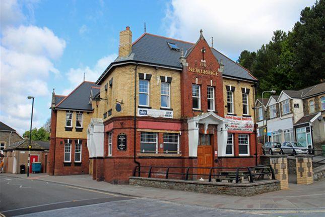 Thumbnail Pub/bar for sale in High Street, Newbridge, Newport