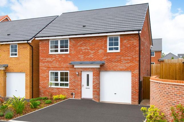 """Thumbnail Detached house for sale in """"Windermere"""" at Poplar Way, Catcliffe, Rotherham"""