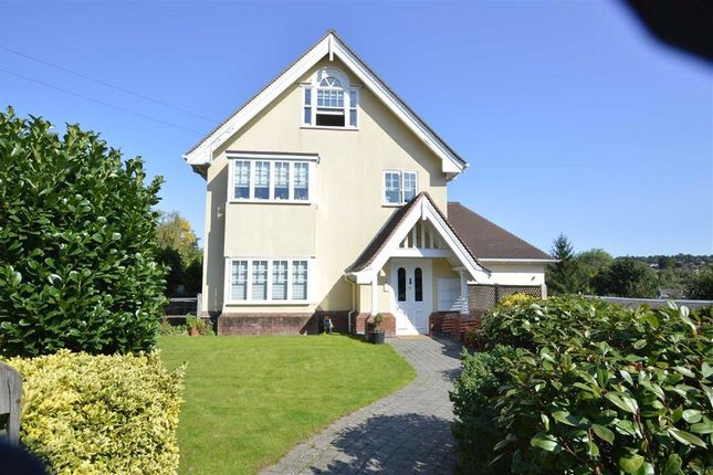 Thumbnail Flat to rent in Woodcote Grove Road, Coulsdon, Surrey