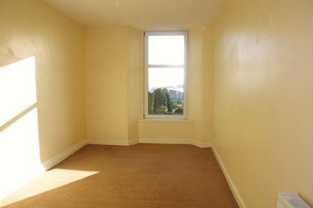 Bedroom 1 of Flat 3/2, 17, Wyndham Road, Ardbeg, Rothesay, Isle Of Bute PA20