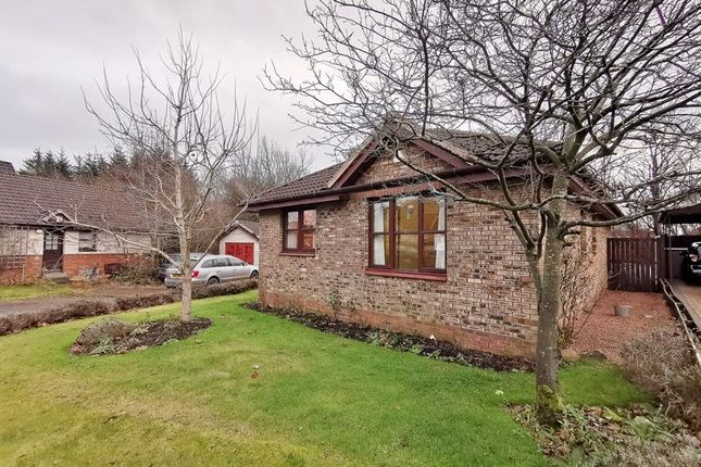 Thumbnail Detached bungalow for sale in Lochshot Place, Eliburn, Livingston