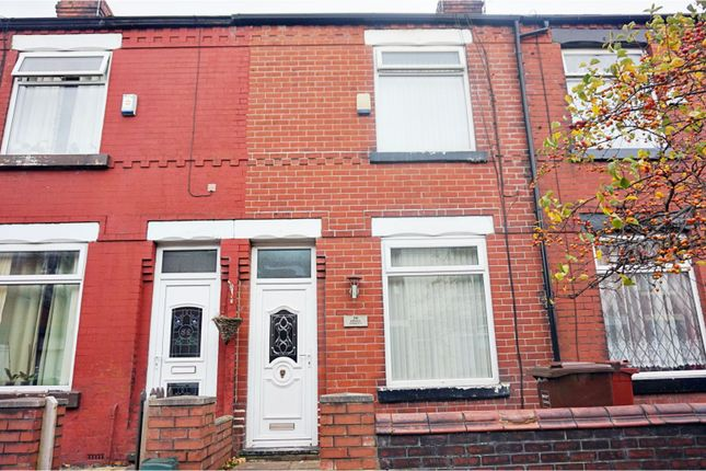 The Property of Hinde Street, Moston, Manchester M40