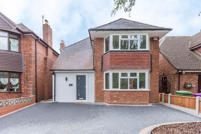 Thumbnail Detached house for sale in Central Avenue, Bilston, Wolverhampton