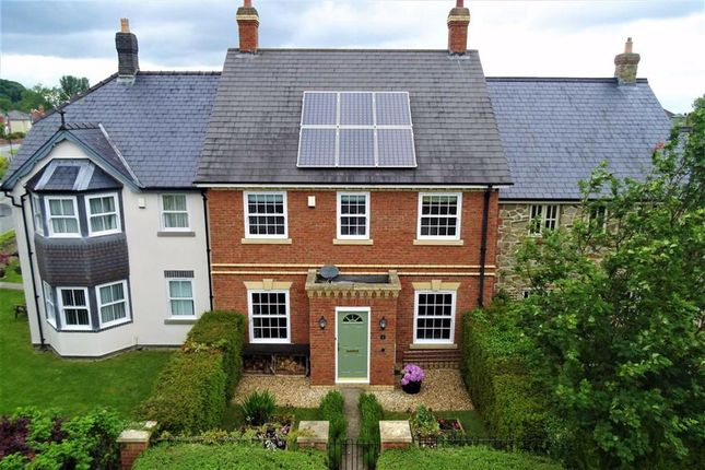 Thumbnail Terraced house for sale in 4, Mortimer Road, Montgomery, Powys