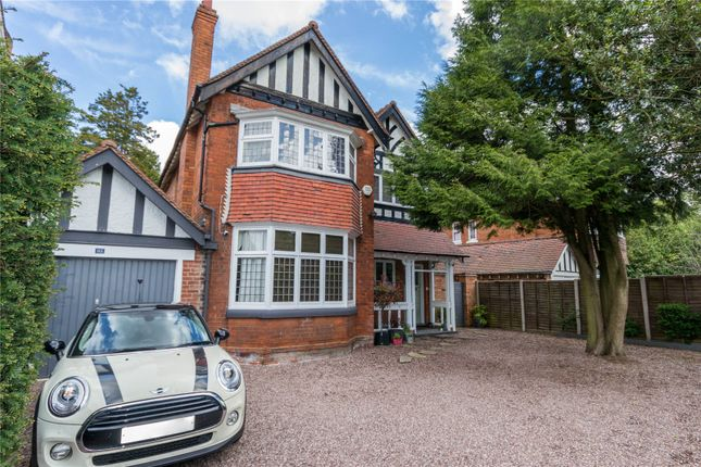 Thumbnail Detached house for sale in Wake Green Road, Moseley, Birmingham