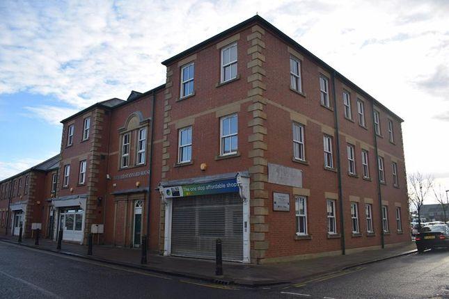 Thumbnail Office to let in Richard Stannard House, Bridge Street, Blyth, Newcastle, Tyne & Wear