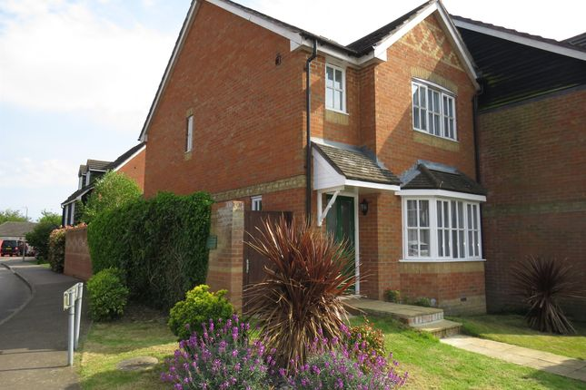 Thumbnail Semi-detached house for sale in Canterbury Road, Willesborough, Ashford