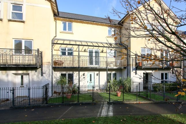 Thumbnail Town house for sale in Phoenix Way, Portishead, Bristol