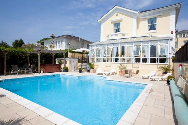 Thumbnail Hotel/guest house for sale in The Riviera Lodge Hotel, Torquay