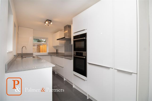 Terraced house for sale in Winchester Road, New Town, Colchester
