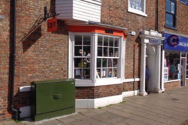 Thumbnail Retail premises to let in Regency Mews, Northallerton