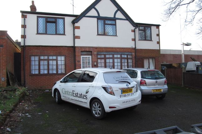 Thumbnail Semi-detached house to rent in St Peters Rd, Reading