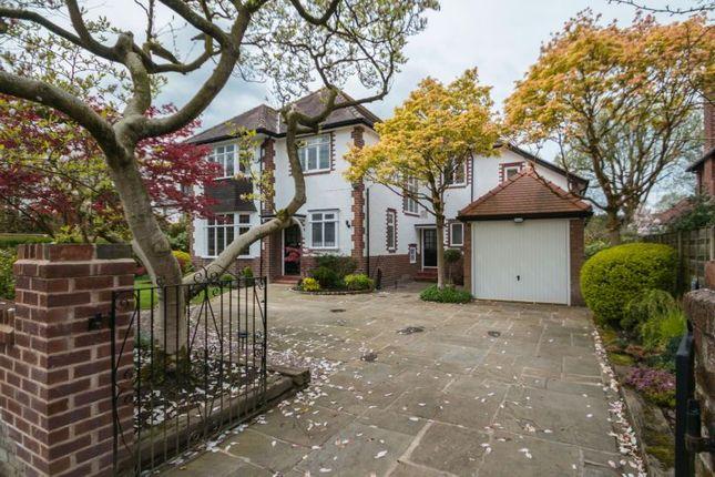 Thumbnail Detached house for sale in Kenwood Avenue, Hale, Altrincham