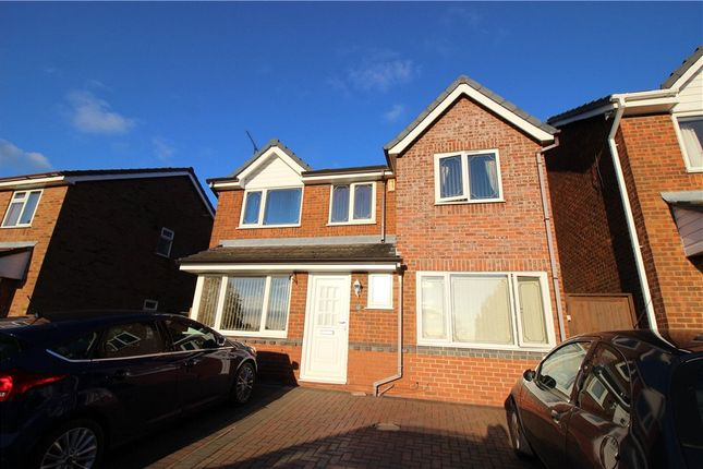 Thumbnail Detached house for sale in Alsager Close, Oakwood, Derby