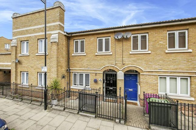 Thumbnail Terraced house for sale in Shaw Crescent, London