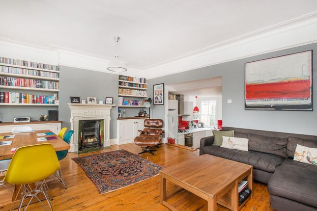 Thumbnail Flat to rent in Elmwood Road, Herne Hill, London