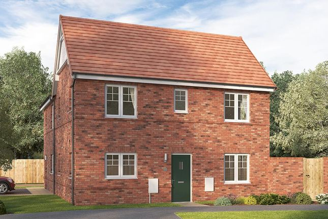 """3 bedroom end terrace house for sale in """"The Seabridge"""" at Chilton, Ferryhill"""