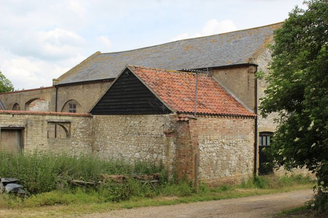 Thumbnail Barn conversion for sale in Newmarket Road, Newmarket