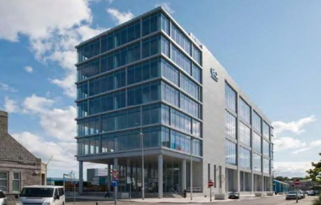 Thumbnail Office to let in Part Fourth Floor, Annan House, Palmerston Road, Aberdeen