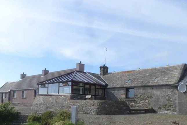 Thumbnail Detached house for sale in Cornquoy Road, Holm, Orkney
