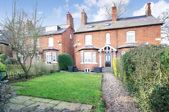Thumbnail Semi-detached house to rent in Castle Grove, Kenilworth