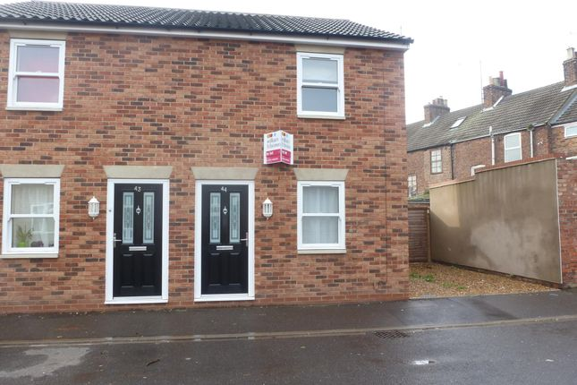 Thumbnail Semi-detached house to rent in Prince Street, Wisbech
