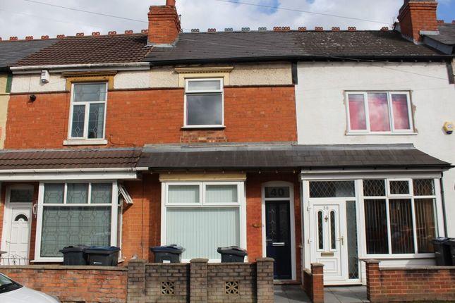 Lily Road, Yardley, Birmingham B26