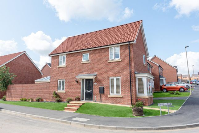 Thumbnail Detached house for sale in 13 Showground Road, Malton