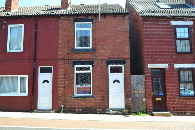 Thumbnail End terrace house to rent in West Street, Hemsworth, Pontefract