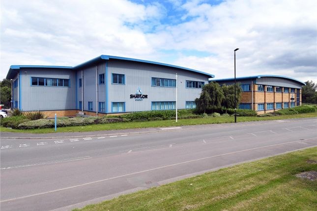 Thumbnail Office for sale in 52-54 Wharf Approach, Aldridge, Walsall, West Midlands