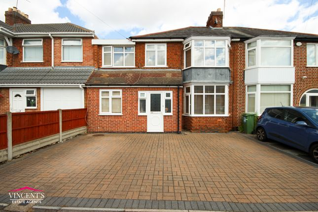 Thumbnail Semi-detached house for sale in Turnbull Drive, Leicester
