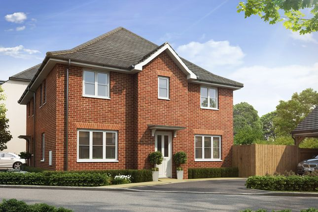 "Thumbnail 3 bedroom end terrace house for sale in ""Morpeth"" at Dorman Avenue North, Aylesham, Canterbury"