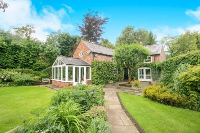 Thumbnail Property for sale in Mottram St Andrew, Prestbury, Cheshire