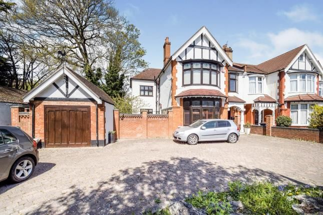 Thumbnail Semi-detached house for sale in Wanstead, London, United Kingdom