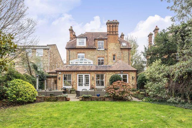 Thumbnail Detached house for sale in Waldegrave Park, Twickenham