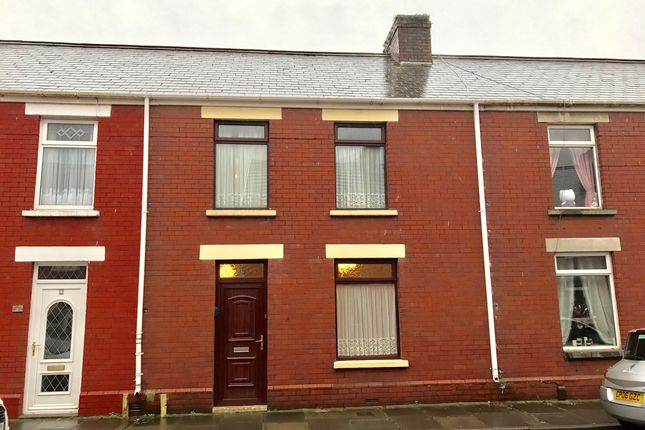 Thumbnail Terraced house for sale in Rees Street, Port Talbot