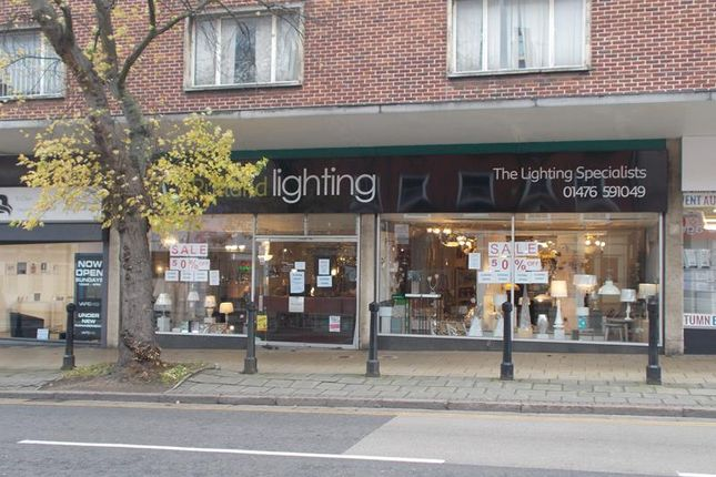 Thumbnail Retail premises to let in 10 - 12 Watergate, Grantham, Lincolnshire