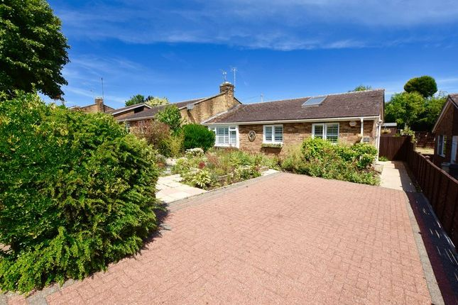 Thumbnail Bungalow for sale in Spinney Road, Ketton, Stamford