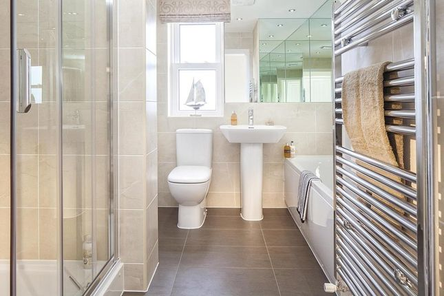 "Family Bathroom of ""Chelworth"" at ""Chelworth"" At Llantrisant Road, Capel Llanilltern, Cardiff CF5"