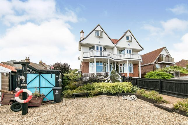 Thumbnail Semi-detached house for sale in Lower Marine Parade, Dovercourt, Harwich